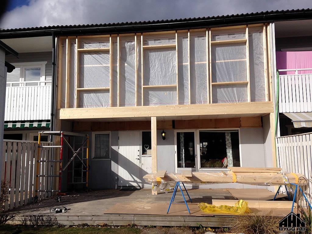 AHN Bygg AB bygger ut och gör on din bostad